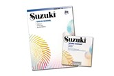 Suzuki Violin School Volume 1 Revised Edition (Book & CD)
