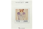 Taylor Swift 1989 - Piano / Vocal / Guitar Sheet Music Songbook