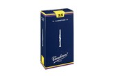 Vandoren Traditional Clarinet Reeds Strength 2.5 (Box of 10)