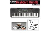 Yamaha PSR-E253 Keyboard Bundle