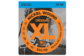 D'Addario EXL110 Nickel Wound Guitar Strings, Regular Light, 10-46