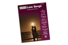 10 for 10 Sheet Music: Love Songs for Easy Piano arr. by Dan Coates