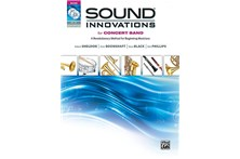 Sound Innovations for Concert Band Bass heidmusic