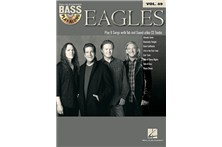 The Eagles Bass Play-Along Heid Music