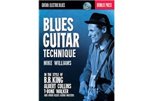 Blues Guitar Technique Book Heid Music