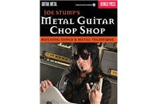 Metal Chop Shop Book Heid Music