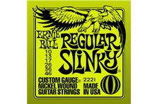 2221 Regular Slinky Guitar Strings