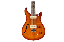 PRS SE 277 Semi-Hollow Electric Guitar (Vintage Sunburst)