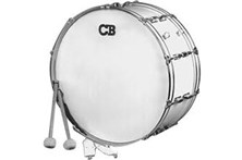 CB Percussion 3650 Bass Drum