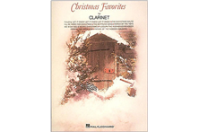 Christmas Favorites Clarinet