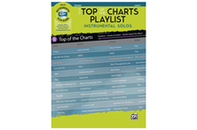 Easy Top of the Charts Playlist (Clarinet)