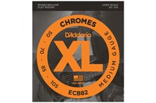 D'Addario ECB82 Bass Strings front
