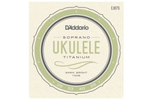 D'Addario EJ87S Ukelele Strings front