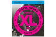 D'Addario EXL170 Bass Strings front