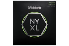 D'Addario NYXL45105 Bass Strings front