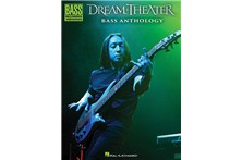 Dream Theater Bass Tab Anthology Bass Recorded Versions Book
