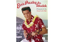 Elvis Presley songs for Ukulele music book from Hal Leonard