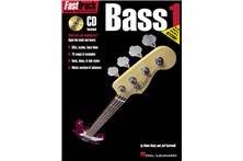 FastTrack Bass Method lessons heidmusic.com