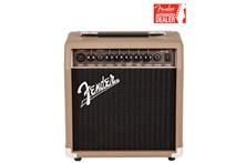 Fender Acoustasonic 15 Acoustic Guitar Amp Heid Music
