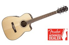 Fender CF-140SCE Acoustic Guitar Heid Music