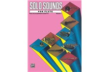 Solo Sounds for Flute - Volume I (Levels 3-5), Piano Accompaniment