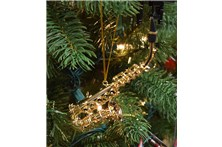 Alto Saxophone ornament heid music