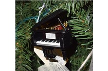 Grand Piano Ornament heidmusic