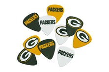 Green Bay Packer Guitar Picks