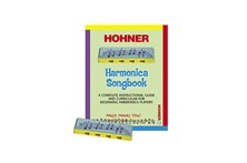 Hohner PL106 Learn to Play Harmonica