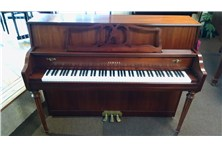 Yamaha M500S Console Piano front