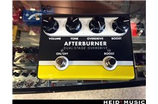 Jet City Afterburner Dual-Stage Overdrive Guitar Effects Pedal