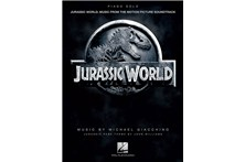 Jurassic World Piano sheet music Giacchino John Williams