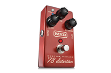 MXR M78 Custom Badass '78 Distortion Guitar Effects Pedal _ 1