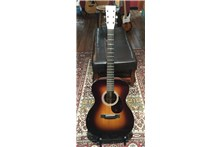 Martin OM-21 Sunburst Acoustic Heid Music