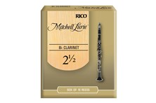 Mitchell Lurie Clarinet Reeds Strength 2.5 Box of 10