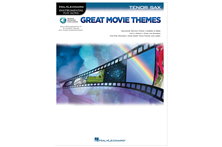 Great Movie Themes (Tenor Sax)