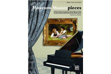 Museum Masterpieces, Book 1 for Easy Piano