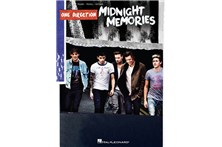 One Direction - Midnight Memories Piano / Vocal / Guitar Songbook
