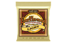 Ernie Ball Earthwood Light Strings