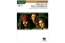 Pirates of the Caribbean (Alto Sax)