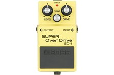 Boss Super Overdrive SD-1 Guitar Effects Pedal