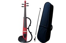 Silent Violin Yamaha SV-130 Red Bundle Heid Music