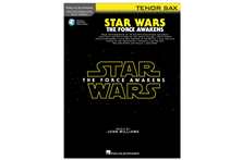 Star Wars: The Force Awakens (Tenor Sax)
