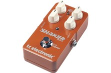 TC Electronic Shaker Vibrato effects pedal heidmusic.com