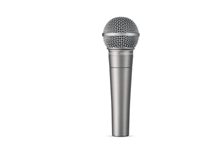 Shure SM58 50th Anniversary Vocal Microphone