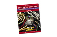 Standard of Excellence Enhanced Timpani and Auxiliary Percussion Lesson Book 1