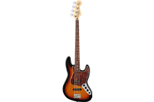 Used Fender Deluxe Active Jazz Bass