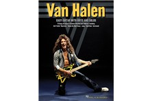 Van Halen Easy Guitar Riffs and Solos tab music book
