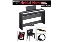Yamaha P-115 Keyboard Home Bundle