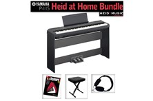 Yamaha P115 Digital Keyboard Home Bundle